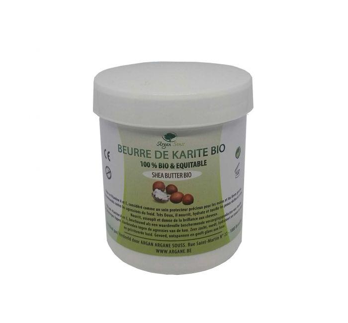 BEURRE DE KARITE BIO EQUITABLE 1 Kilo