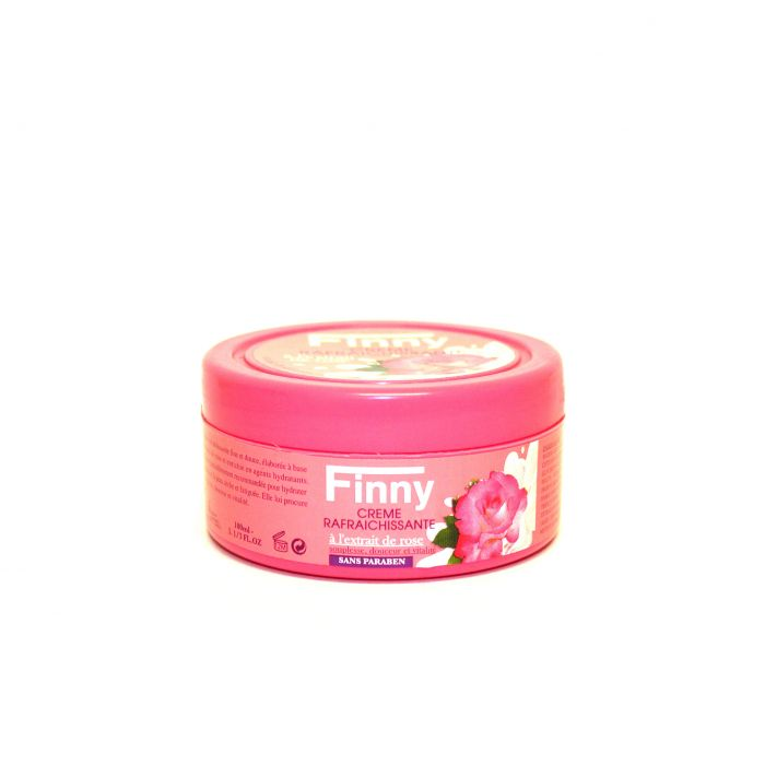CREAM FINNY 100 ML WITH THE ROSE