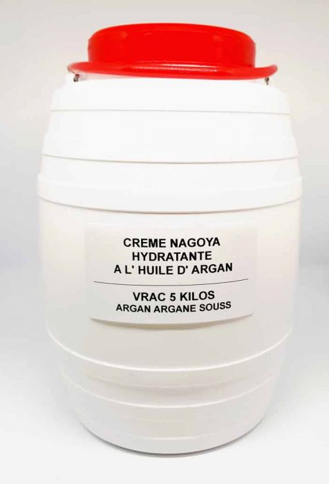 CREME A L' HUILE D' ARGAN NAGOYA 5000Gr