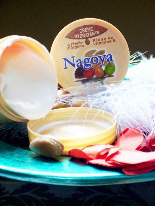 CREAM OIL ARGAN NAGOYA