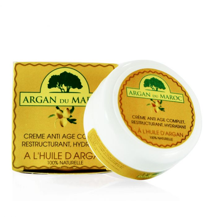 ASSILA ANTI WRINKLE CREAM ARGAN OF MOROCCO