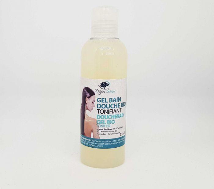 Gel bain douche bio Tonifiant 200 ml