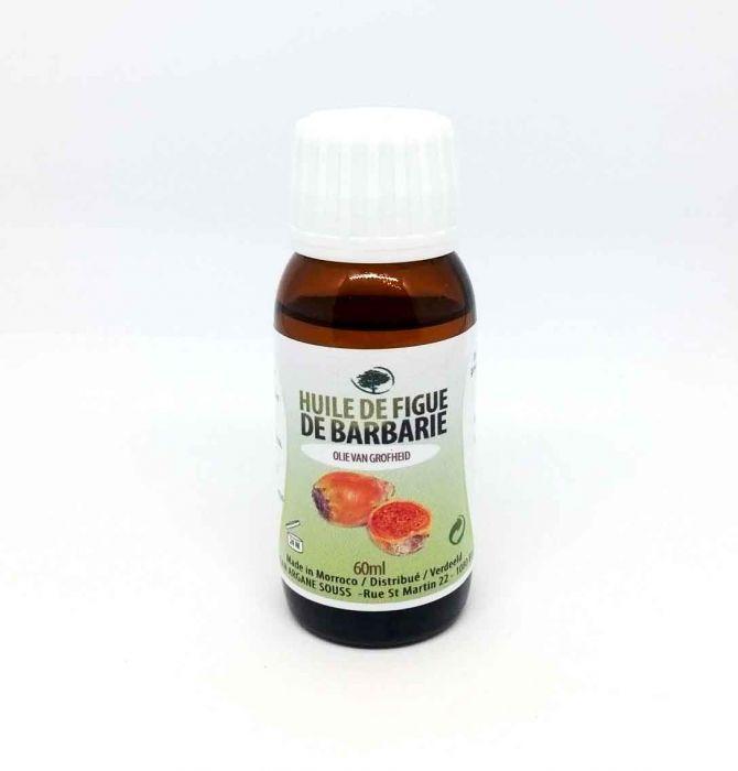 Macérât huileux d'huile de figue de barbarie
