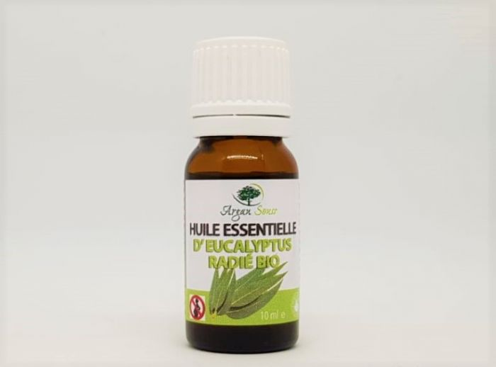 HUILE ESSENTIELLE D' EUCALYPTUS RADIE BIO 10 ML Eucalyptus radiata