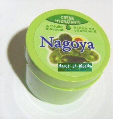 12  CREMES HYDRATANTES NAGOYA A L' HUILE D' AVOCAT