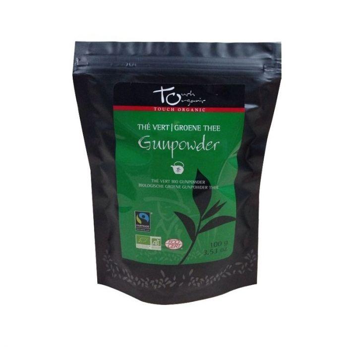 Thé vert vrac Gunpowder – 100g – Bio & Fair trade